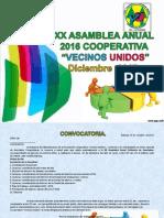 Xx Asamblea Anual