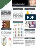 Poster Vizcaino Lactancia Materna -Desarrollo Inmunitario