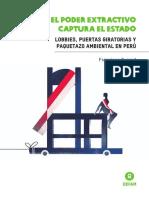 Durand - Cuando el poder extractivo captura el estado.pdf
