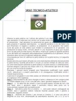 PERCORSO TECNICO-ATLETICO