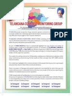 TELANGANA CONGRESS MONITORING GROUP CHALO DELHI RAIL YATRA