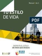 Manual3 Disena Estilo -Vida-RicardoGP