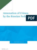 Matzek Annexation of Crimea