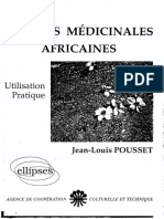 Plantes Medicinal Africaines
