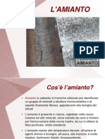 L'amianto-presentazione