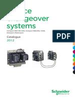 Sistemas de Transferencia - Catálogo