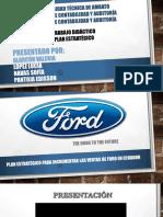 Plan Estrategico Ford