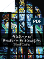 History of Western Philosophy - Nigel Tubbs