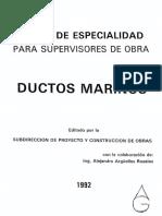 Diseño de Ductos Marinos