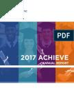2017 Achieve Annual Report