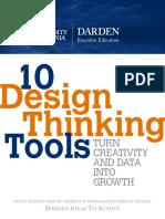 10 DesignThinking Tools FINAL