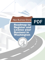 New Business Owner Roadmap