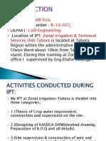 industrial Report-presentation