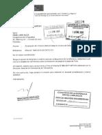 Informe Del Ministerio de Transportes y Comunicaciones Con Respecto a La Instalación Del Peaje en La Zona de Ticlio.