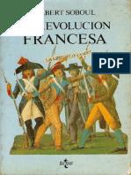 La Revolucion Francesa Albert Soboul