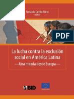 Lucha Contra La Exclusión Social