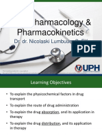 Pharmacology (Dr. Nico)