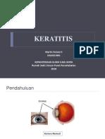 PSSS Keratitis Dr.diah