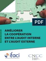 Améliorer La Coopération Entre l'Audit Interne Et l'Audit Externe (Novembre 2014)