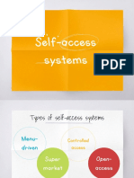 Self Access Systems