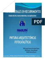9-Nanomateriales Recubrimientos FAKOLITH Conferencia