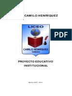 ProyectoEducativo LCH
