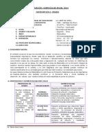 PROGRAMACIÓN  CURRICULAR ANUAL 2014 original.docx