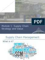 1 Intro to SCM Strategy and Value