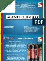 Presentación2 Agente Quimicos