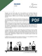 Antología Técnias Culinarias PDF