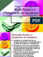 Revolucao Russa e o Surgimento Do Socialismo Em PowerPoint