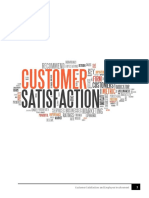 Customer Satisfaction and Employee Involvement