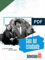 Guia Ingresante Uac 2018I
