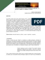 A Criação Das Instituições de Ensino Superior No Brasil O Desafio Tardio Na América Latina