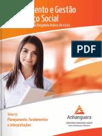SEMI Planejamento e Gestao Em Servico Social 01