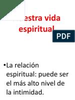 11.Nuestra Vida Espiritual