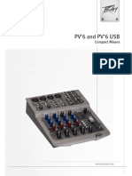 PV6 Owners Manual