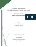 ¿POR QUE EN COLOMBIA SOLO SE CONOCE A TRAVÉS DE LEYES.pdf