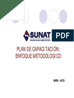 SUNAT Plan de capacitación.pdf