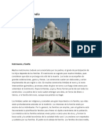Costumbres de India