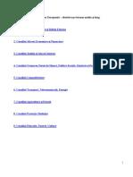 Analize - Obiectivele UE Pe Termen Mediu Si Lung