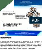 Mdulo Formacin Docente en Tic (1)