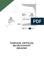 Optical Bluetooth Mouse