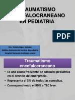 Traumatismo Encefalocraneano en Pediatria