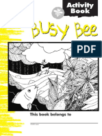 Busy Bee Activity Book