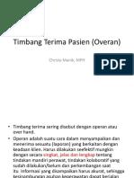 Timbang Terima Pasien (Overan).pptx