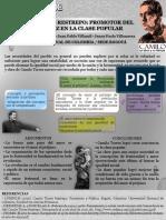 Poster Cátedra Manuel Ancizar