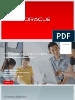 Laboratorio Base de Datos Oracle