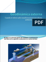 geodinamica externa