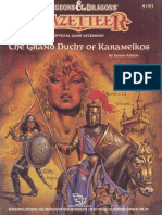 GAZ1 - Grand Duchy of Karameikos